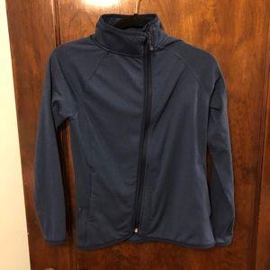 Vineyard Vines fleece zip up jacket. Size XS